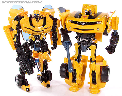 Transformers (2007) Plasma Punch Bumblebee (Image #36 of 72)