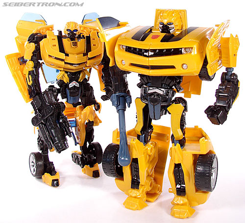 Transformers (2007) Plasma Punch Bumblebee (Image #37 of 72)