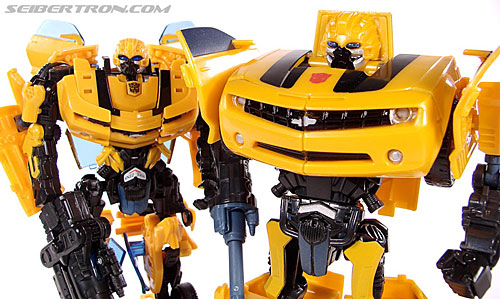Transformers (2007) Plasma Punch Bumblebee (Image #38 of 72)