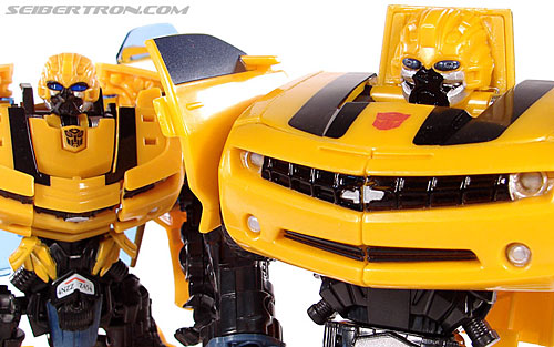 Transformers (2007) Plasma Punch Bumblebee (Image #39 of 72)