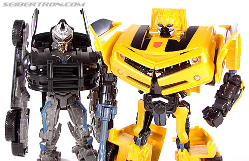 Transformers (2007) Plasma Punch Bumblebee (Image #71 of 72)