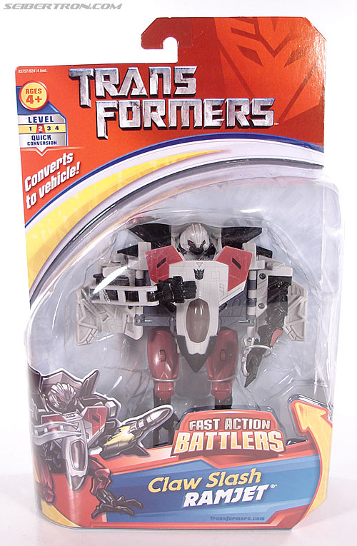 Transformers (2007) Claw Slash Ramjet (Image #1 of 74)