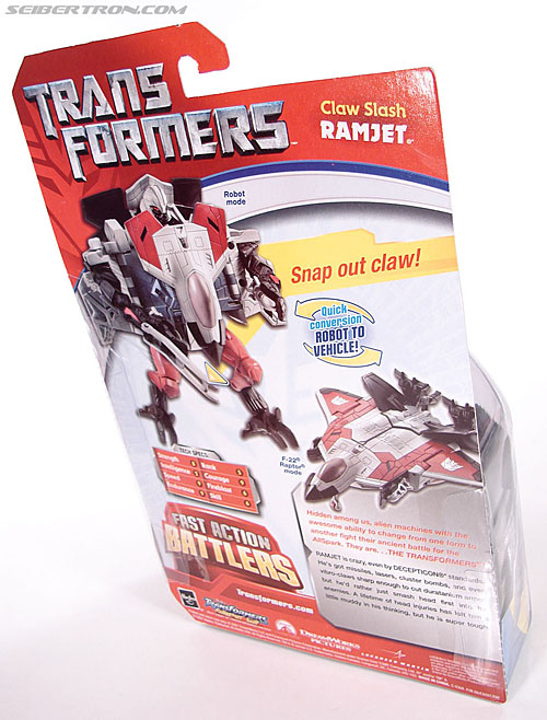 Transformers (2007) Claw Slash Ramjet (Image #7 of 74)
