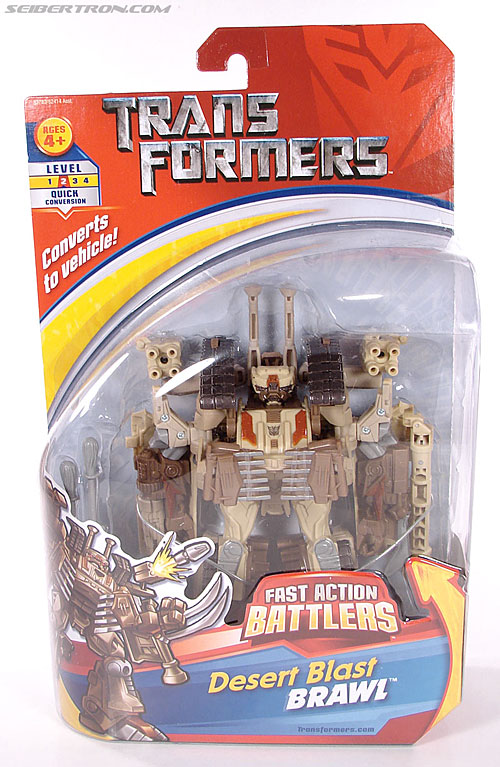 Transformers (2007) Desert Blast Brawl (Image #1 of 81)