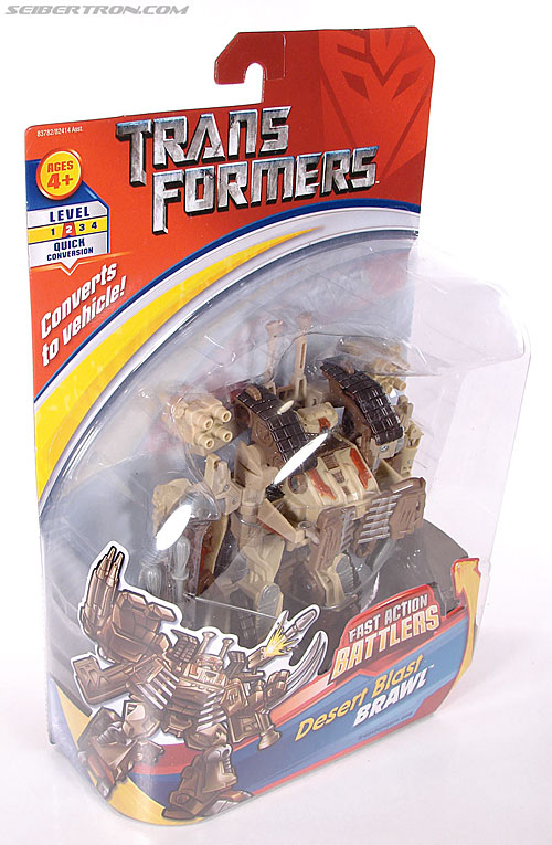 Transformers (2007) Desert Blast Brawl (Image #3 of 81)