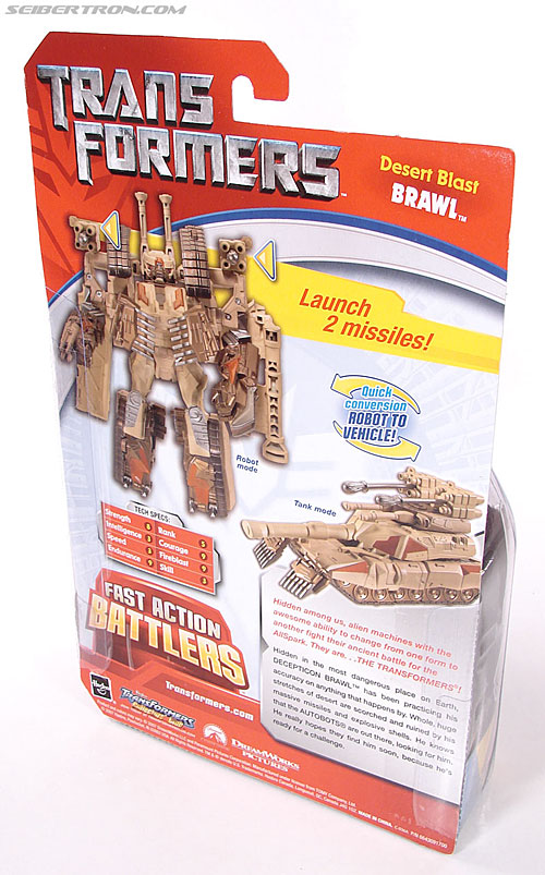 Transformers (2007) Desert Blast Brawl (Image #6 of 81)