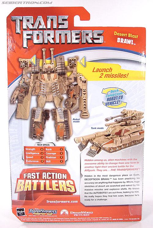 Transformers (2007) Desert Blast Brawl (Image #7 of 81)