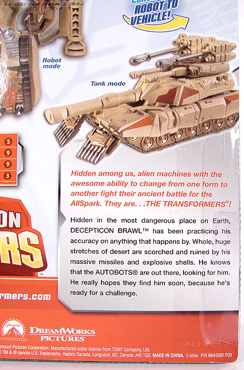 Transformers (2007) Desert Blast Brawl (Image #8 of 81)