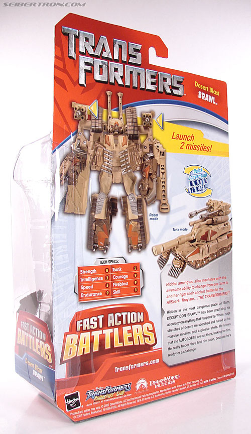 Transformers (2007) Desert Blast Brawl (Image #10 of 81)