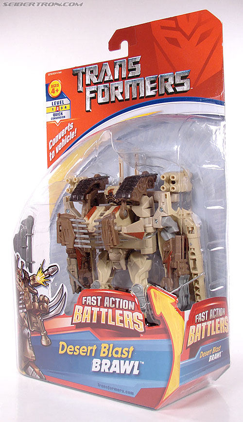 Transformers (2007) Desert Blast Brawl (Image #11 of 81)