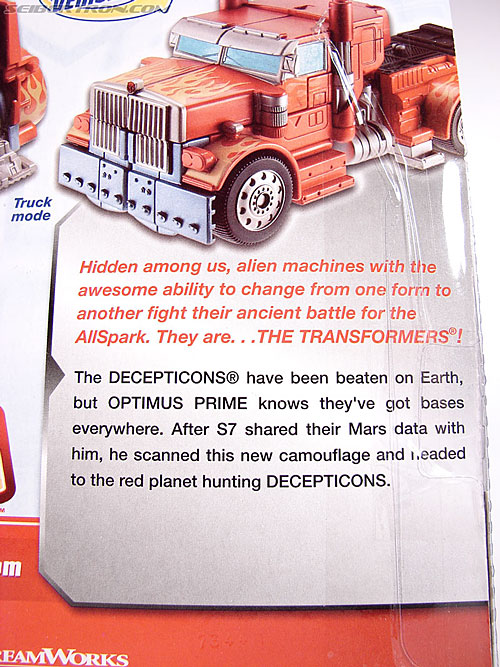 Transformers (2007) Fire Blast Optimus Prime (Image #11 of 80)