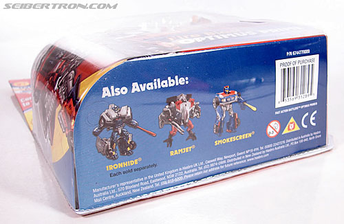 Transformers (2007) Fire Blast Optimus Prime (Image #15 of 80)