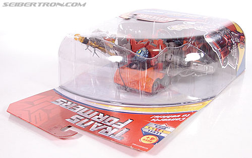 Transformers (2007) Fire Blast Optimus Prime (Image #16 of 80)