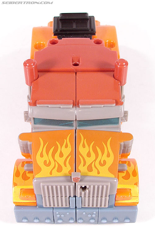 Transformers (2007) Fire Blast Optimus Prime (Image #17 of 80)