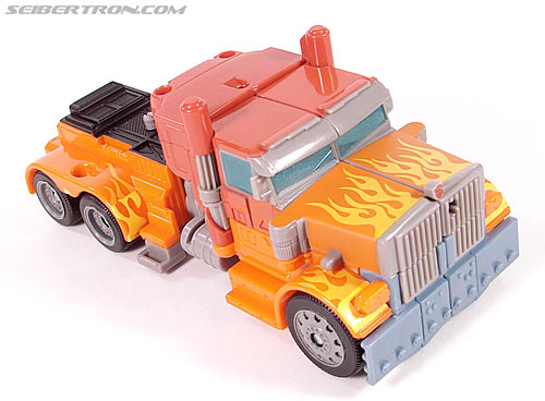 Transformers (2007) Fire Blast Optimus Prime (Image #20 of 80)