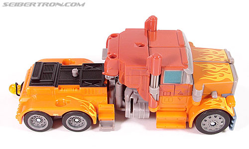 Transformers (2007) Fire Blast Optimus Prime (Image #21 of 80)