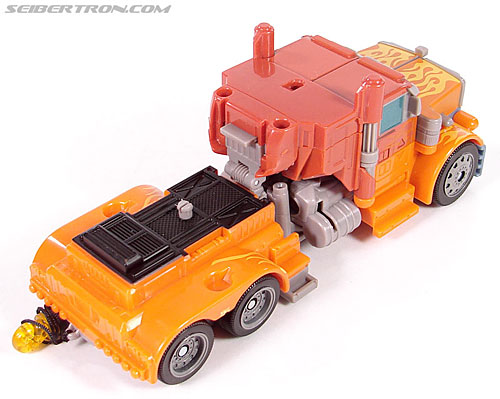 Transformers (2007) Fire Blast Optimus Prime (Image #22 of 80)