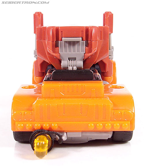 Transformers (2007) Fire Blast Optimus Prime (Image #24 of 80)
