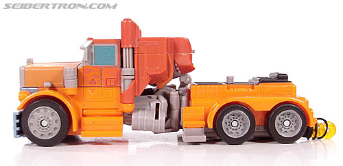 Transformers (2007) Fire Blast Optimus Prime (Image #26 of 80)