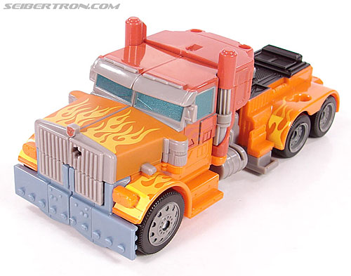 Transformers (2007) Fire Blast Optimus Prime (Image #28 of 80)