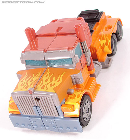 Transformers (2007) Fire Blast Optimus Prime (Image #29 of 80)