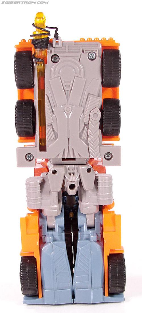 Transformers (2007) Fire Blast Optimus Prime (Image #30 of 80)
