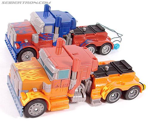 Transformers (2007) Fire Blast Optimus Prime (Image #32 of 80)