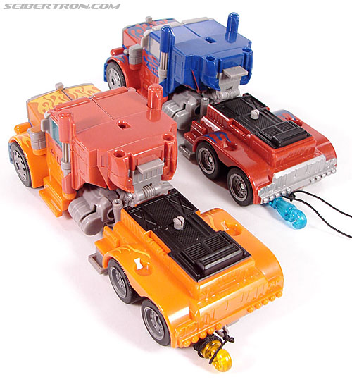 Transformers (2007) Fire Blast Optimus Prime (Image #33 of 80)