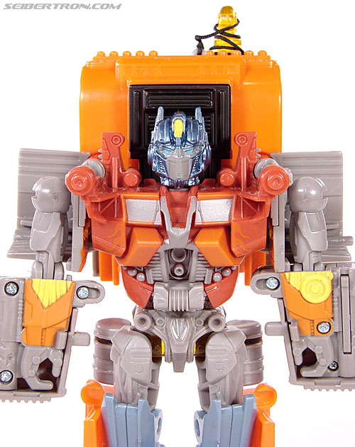 Transformers (2007) Fire Blast Optimus Prime (Image #36 of 80)