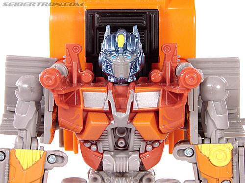 Transformers (2007) Fire Blast Optimus Prime (Image #37 of 80)