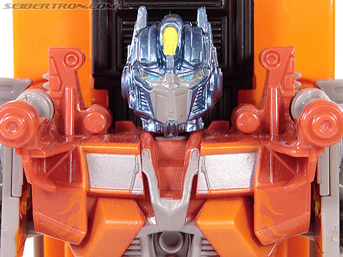 Transformers (2007) Fire Blast Optimus Prime gallery