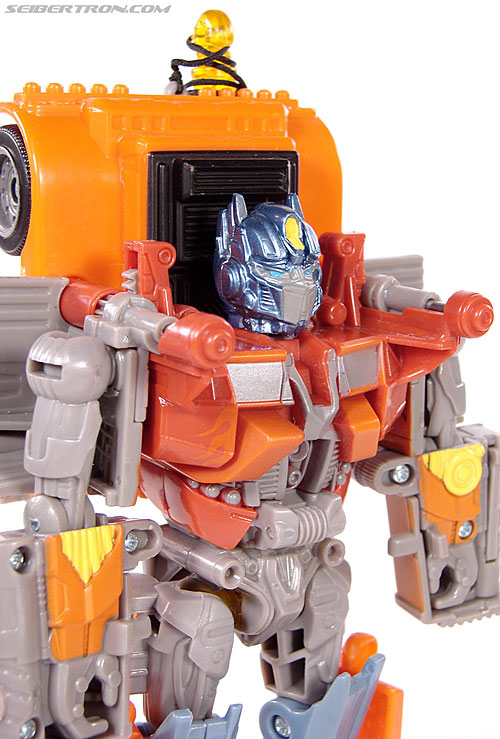 Transformers (2007) Fire Blast Optimus Prime (Image #39 of 80)