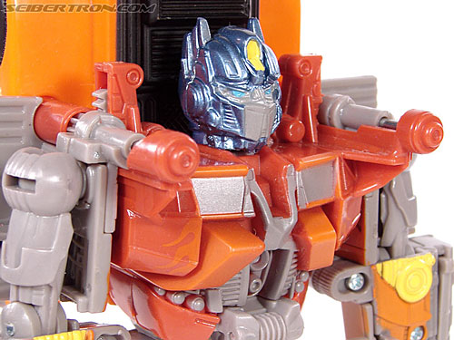 Transformers (2007) Fire Blast Optimus Prime (Image #40 of 80)