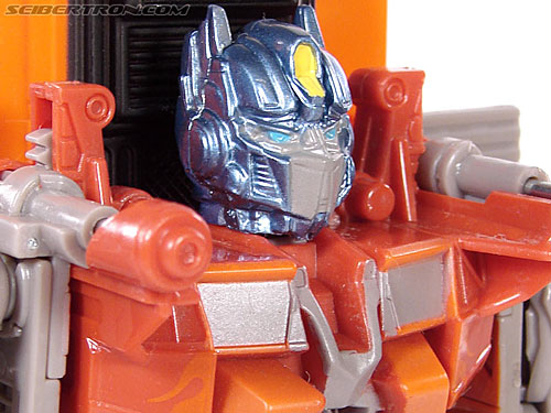 Transformers (2007) Fire Blast Optimus Prime (Image #41 of 80)