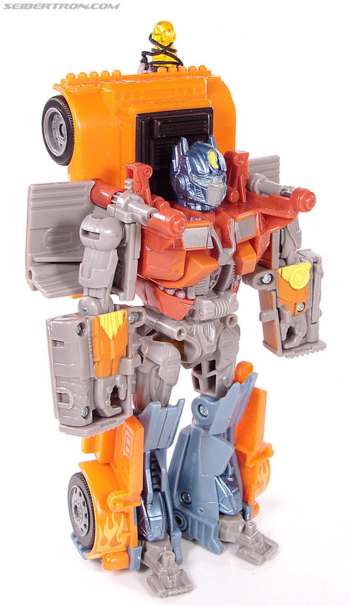 Transformers (2007) Fire Blast Optimus Prime (Image #42 of 80)