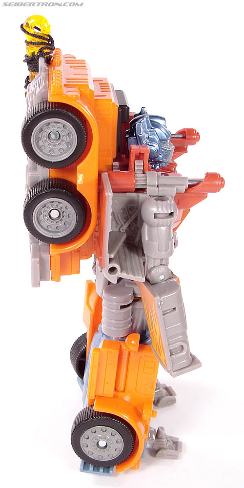 Transformers (2007) Fire Blast Optimus Prime (Image #43 of 80)