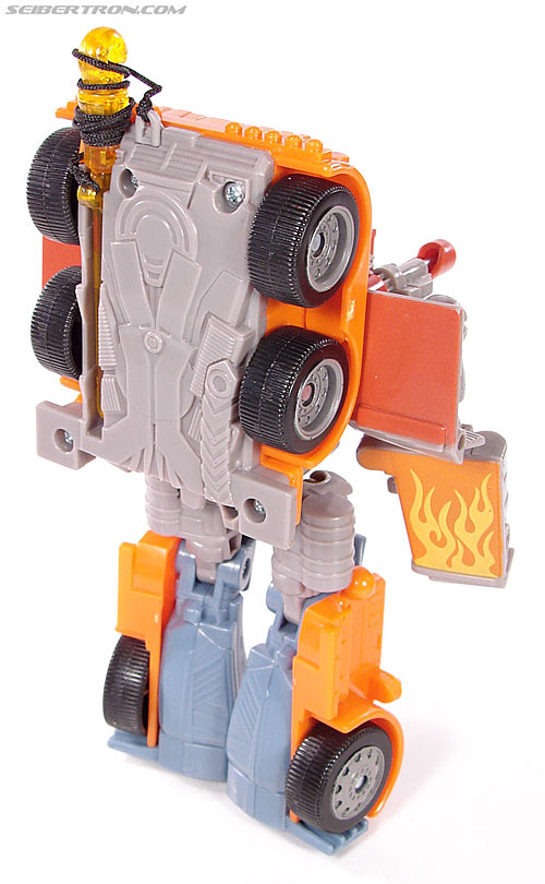 Transformers (2007) Fire Blast Optimus Prime (Image #44 of 80)