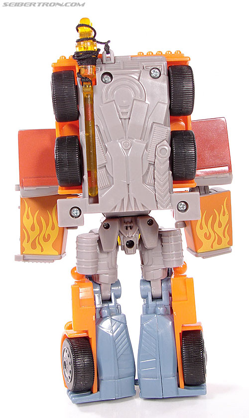 Transformers (2007) Fire Blast Optimus Prime (Image #45 of 80)