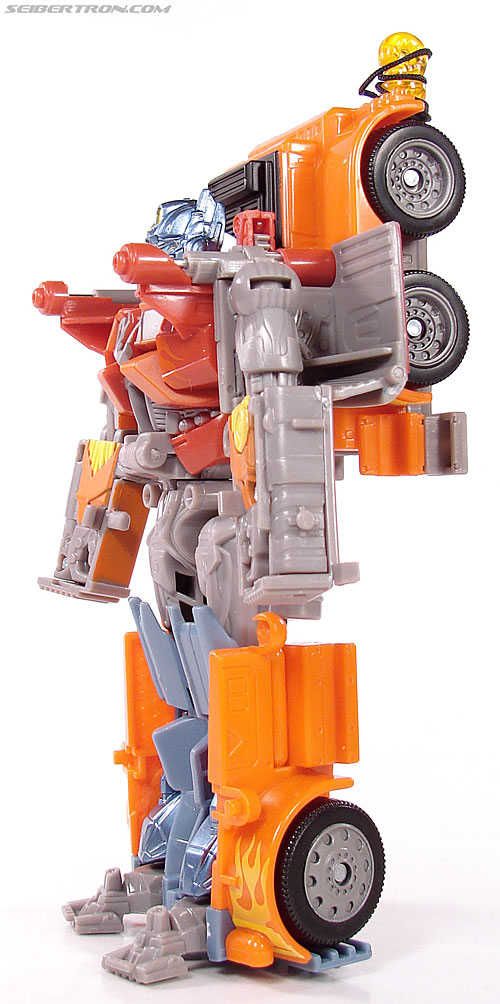 Transformers (2007) Fire Blast Optimus Prime (Image #47 of 80)