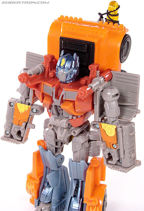 Transformers (2007) Fire Blast Optimus Prime (Image #50 of 80)