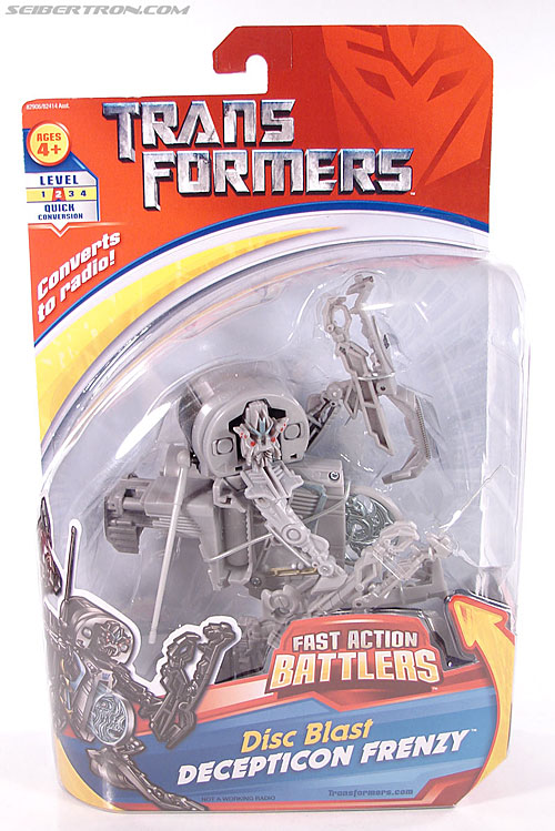 Transformers (2007) Disc Blast Frenzy (Image #1 of 90)