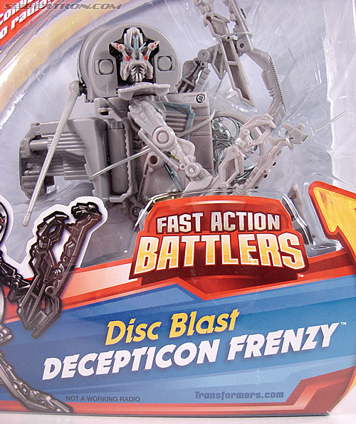 Transformers (2007) Disc Blast Frenzy (Image #3 of 90)