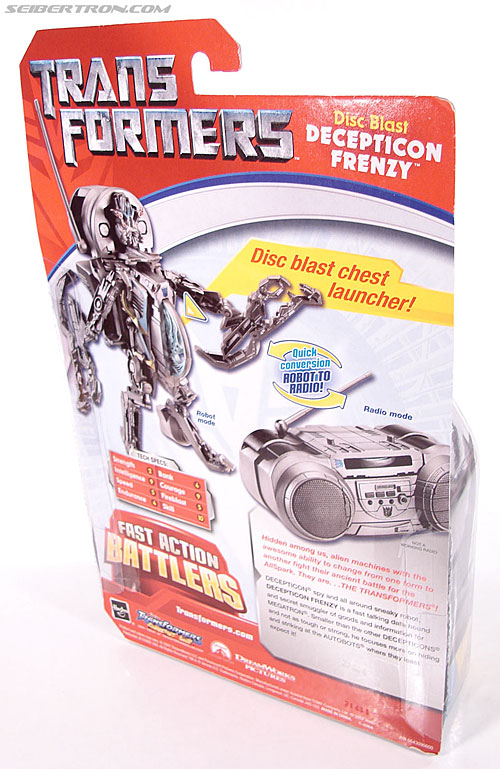 Transformers (2007) Disc Blast Frenzy (Image #7 of 90)