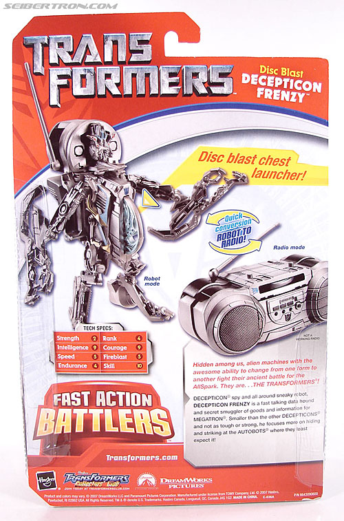Transformers (2007) Disc Blast Frenzy (Image #8 of 90)