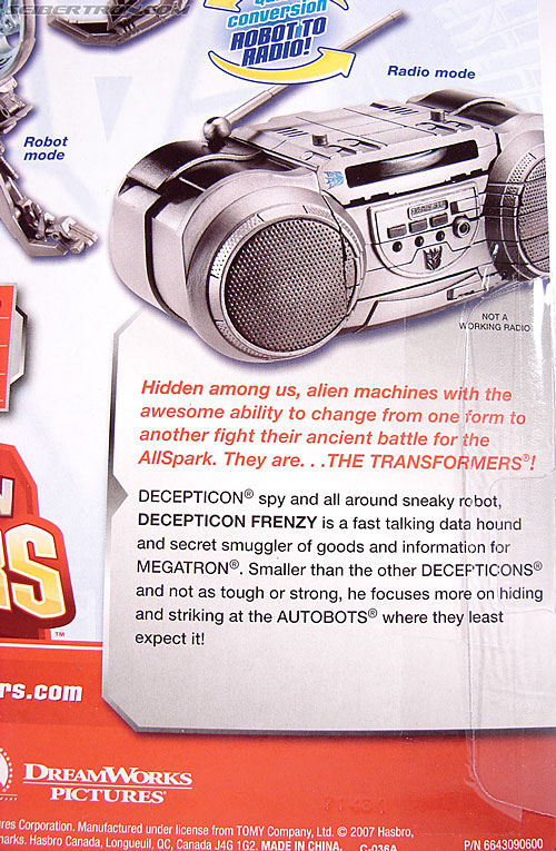 Transformers (2007) Disc Blast Frenzy (Image #9 of 90)