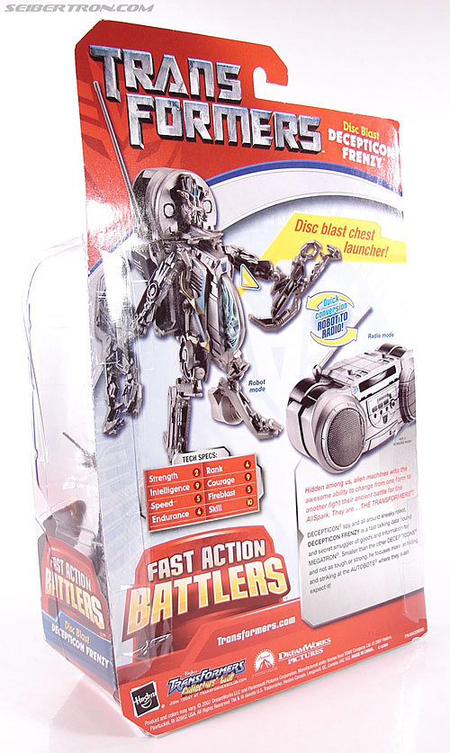 Transformers (2007) Disc Blast Frenzy (Image #11 of 90)