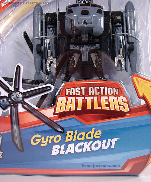 Transformers (2007) Gyro Blade Blackout (Image #3 of 73)
