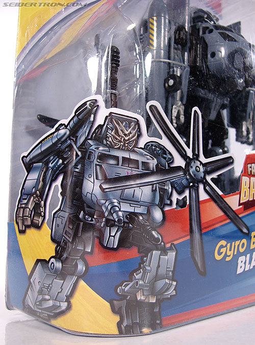 Transformers (2007) Gyro Blade Blackout (Image #4 of 73)