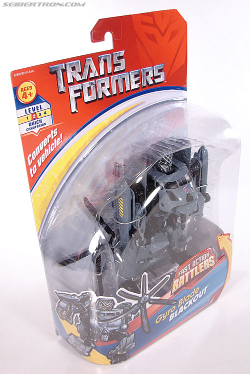 Transformers (2007) Gyro Blade Blackout (Image #6 of 73)
