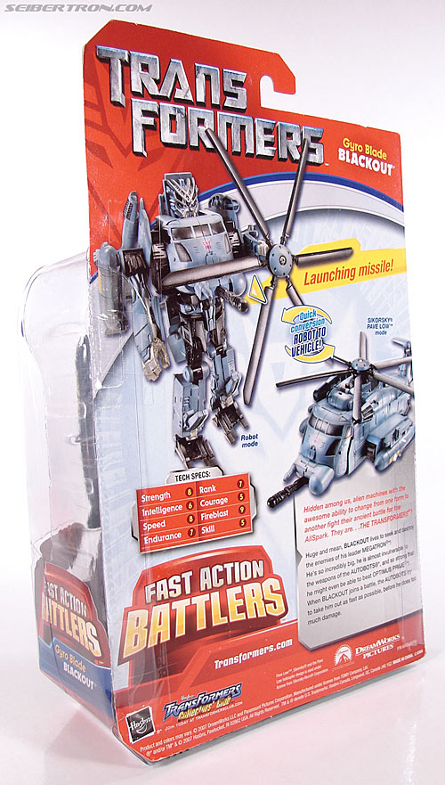 Transformers (2007) Gyro Blade Blackout (Image #11 of 73)